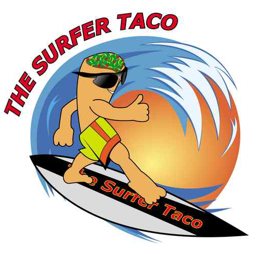 The Surfer Taco